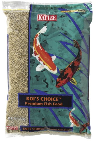 Koi's Choice Premium Fish Food, 10 Pound Bag