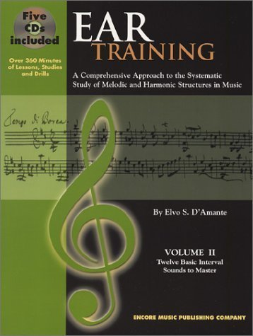 ear-training-twelve-basic-interval-sounds-to-master-volume-2-book-5-cds-by-elvo-s-damante-2002-07-03