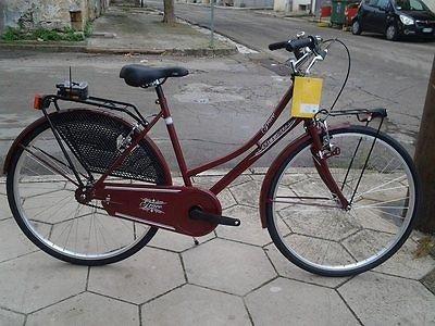 Regina Fahrrad Königin Holland Grace 26Damen Gehstock, Pflaume, -