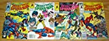 Deadly Foes of Spider-Man #1-4 VF; Marvel complete series