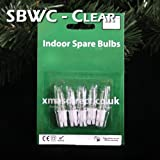 Spare Bulbs for Christmas Direct Indoor Classic Fairy Lights (Bulb Code SB20CWC)