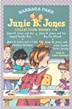Jbj Collection 1-4 (Lib)(CD) (Junie B. Jones Collection)