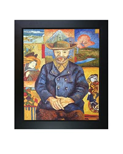 Vincent Van Gogh Portrait Of Pere Tanguy Hand-Painted Reproduction