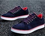 (フルールドリス)Fluer de lis テニス ブルー シューズ 靴 くつ カジュアル スニーカー デッキシューズ カジュアル アパレル メンズ ファッション 服 262-t1-1656