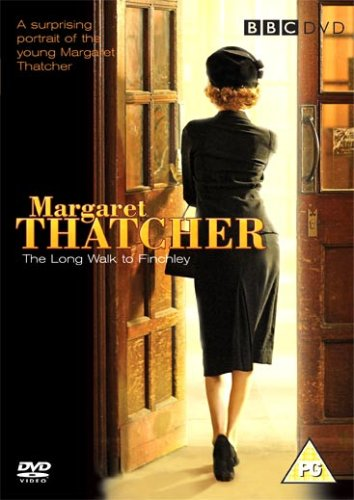 Margaret Thatcher: The Long Walk To Finchley [DVD]