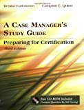 51gnhMHTtdL. SL160  Case Managers Study Guide