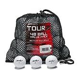 Nitro Eclipse Golf Ball - Multi - Coloured, 6 Pack
