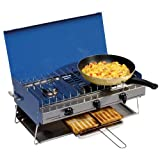 Campingaz Chef 2 Burners with Grill Camping Stove