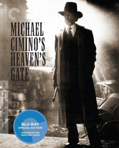 Cover art for  Heaven's Gate (Criterion Collection) [Blu-ray]