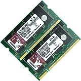 1GB (2x512MB) DDR-333 PC2700 Laptop (SODIMM) Memory RAM KIT 200-pin