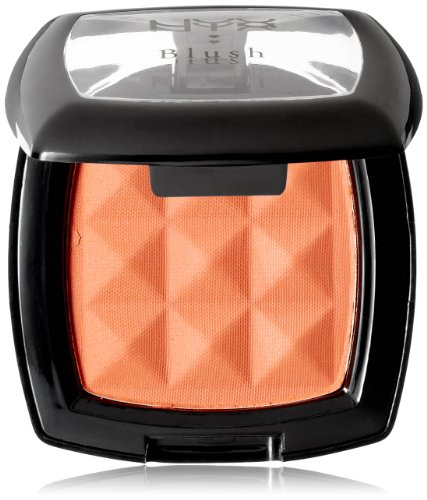 NYX Cosmetics Powder Blush, Cinnamon, 0.14 Ounce