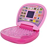 Playking Educational Laptop With Led Screen, Multi Color
