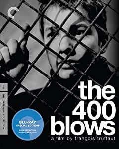 The 400 Blows (The Criterion Collection) [Blu-ray]