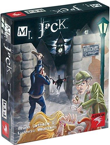Mr. Jack (Mr.Jack)