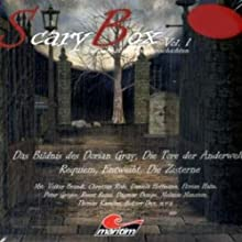 Die große Scary Box. Spannungsgeladene Hörspiele Hörspiel von Oscar Wilde, Ascan von Bargen, Andreas Masuth Gesprochen von:  div.