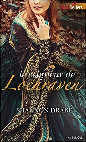Le Seigneur de Lochraven de Shannon Drake 51gnsrKl%2BGL._SX299_BO1,204,203,200_