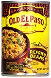 Old El Paso Refried Beans - Traditional - 16 oz