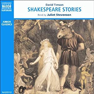 Stories from Shakespeare Audiobook