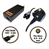 UK-EDEALS® Top Quality Charger POWER SUPPLY AC CHARGER FOR IBM ThinkPad T43 T41 T21 T42 R40 + LEAD POWER CORD Ordinateur portable Adaptateurs Chargeur Pour with LEAD POWER CORD CABLE