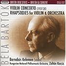Concerto Pour Violon - Rhapsodies Pour Violon & Orchestre