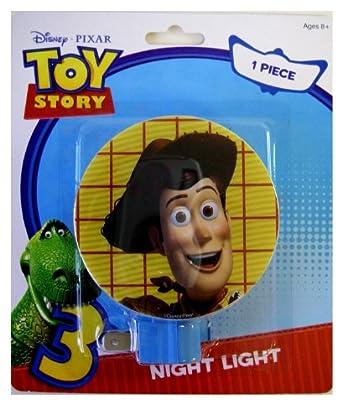 Woody Night Light Disney Toy Story Woody Rotary Shade