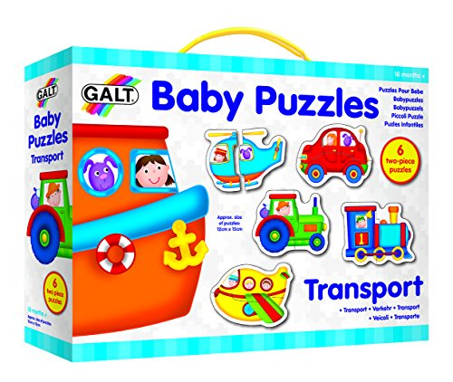 Galt Toys Inc Baby Puzzle Transport