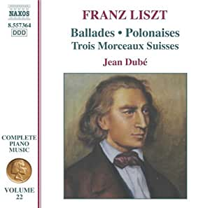 Liszt: Cpte Piano Music Vol 22
