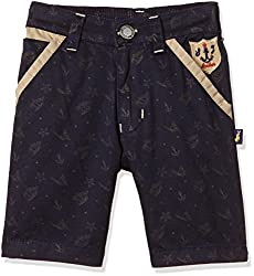 Seals Boys' Shorts (AM8133_1_NAVY_10)