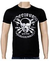 THE OFFSPRING - T-Shirt black-white vintage - S M L XL