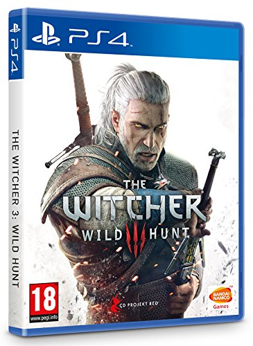 Sony The Witcher 3: Wild Hunt [Edizione Regno Unito]