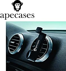 Ape Cases Universal Car Air Holder Mount 360 Degree Rotating for Mobile phone - iPhones