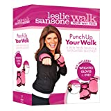 Leslie Sansone Punch up your Walk DVD Set with Gloves