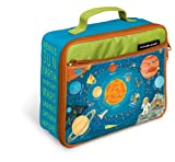 "Crocodile Creek Classic Lunchbox - Solar System 10"" x 7.5"""