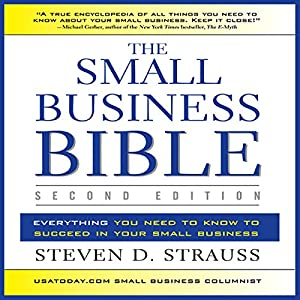 The Small Business Bible, Second Edition Audiobook