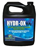 Green Planet Nutrients – HYDR-OX (1 Liter) | 29% Food Grade Hydrogen Peroxide for Oxygenation and Disinfecting Hydroponic Systems – Kills Bacteria and Other Pathogens – Release Extra Oxygen Into Your System (1 Liter) Picture