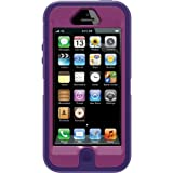 OtterBox Defender Series Case for iPhone 5 - Frustration-Free Packaging - Purple