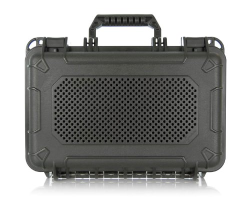 Audioactiv Vault Xl Waterproof Case For Bose Soundlink 3 (Black)
