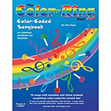 buy Hager Color-Ring Song Book (19 Songs; All Ages)