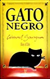 Gato Negro Wine Vintage Embossed Metal Sign
