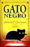 GATO NEGRO WINE 3D Embossed Vintage Tin Metal Pub Sign