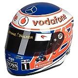 McLaren Mercedes F1 TEAM 1/2 レプリカヘルメット J.バトン 2011「特別限定奉仕価格」