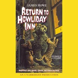 Bunnicula: Return to Howliday Inn | [James Howe]