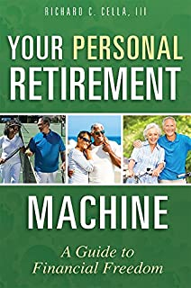 Book Cover: Your Personal Retirement Machine: A Guide to Financial Freedom