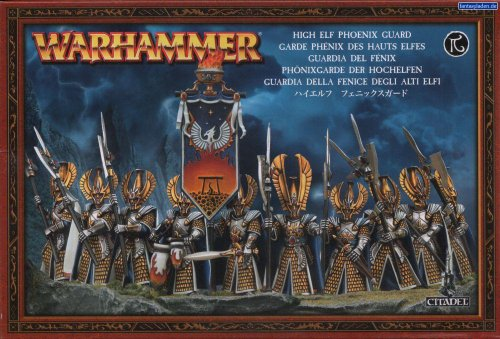 High Elves: Phoenix Guard (2010)
