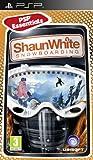 echange, troc PSP Essentials: Shaun White Snowboarding (PSP) [import anglais]