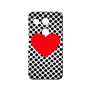 BLUEDIO Designer 3D Printed Back case cover for LG Nexus 5X - G6618