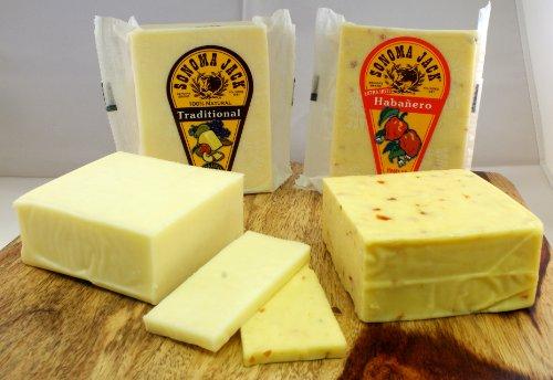 Sonoma Jack - Traditional 2.0 lbs & Habanero 2.0 lbs