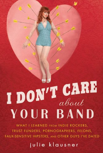 51goJD10ZgL Reading: I Dont Care About Your Band