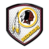 Washington Redskins Car Truck SUV Motorcycle Bicycle Mailbox Trunk 3D Emblem Color Shield Reflector at Amazon.com
