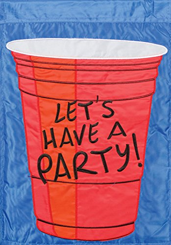 Red Solo Cup House Flag